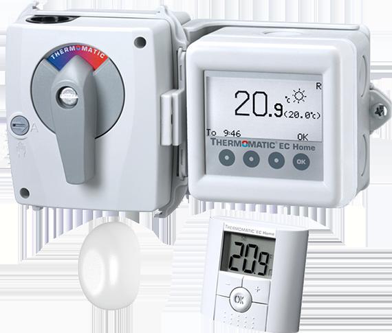 Автоматика Thermomatic EC Home